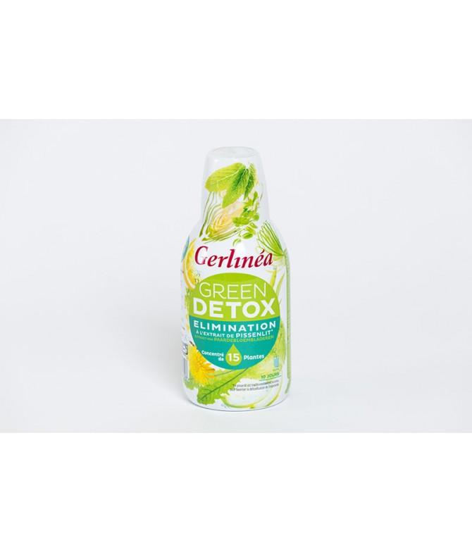 Thé green detox gerlinéa