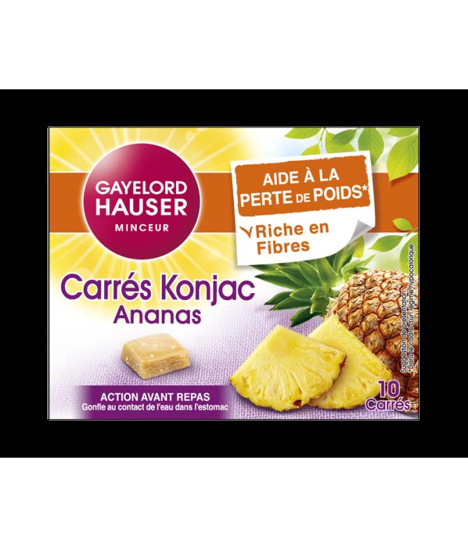 carré konjac ananas