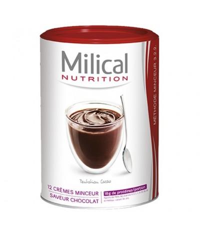 Milical crème cocolat 12