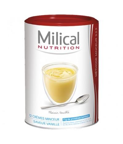 Milical crème vanille 12