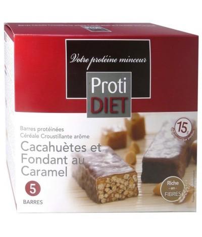 Protidiet Cacahuetes caramel