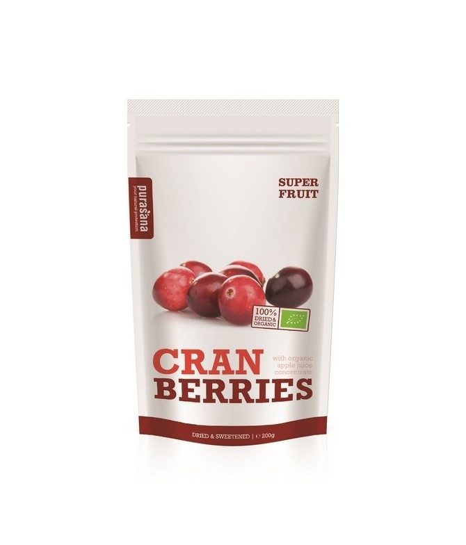 Puracana Cranberries