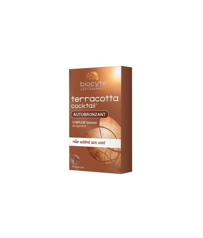 Biocyte terracota cocktail autobronzant