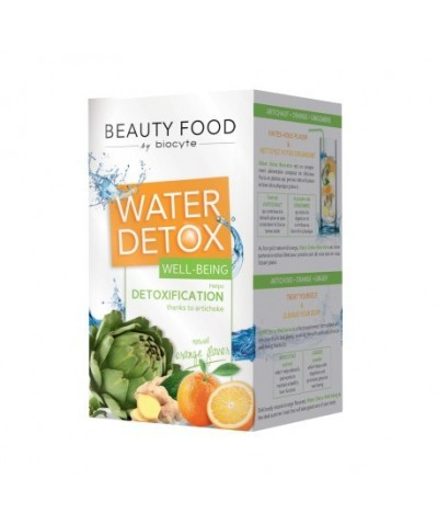 Beauty Food Water detox bien être