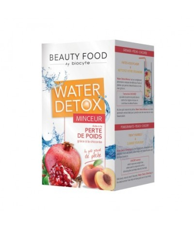 Beauty Food Water detox minceur