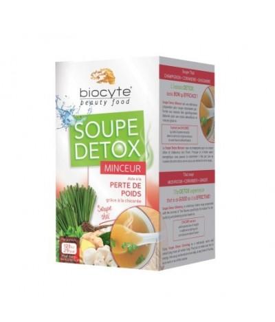 Beauty Food Soupe detox minceur