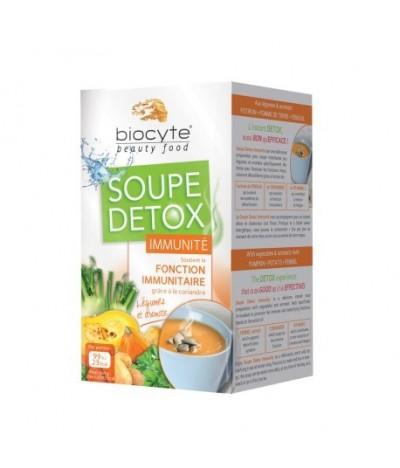 Beauty Food Soupe detox immunité