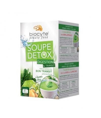 Beauty Food Soupe detox digestion et transit