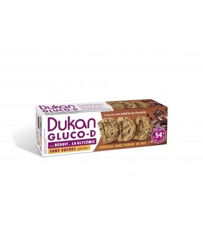 Biscuits Gluco-D pépites de chocolat