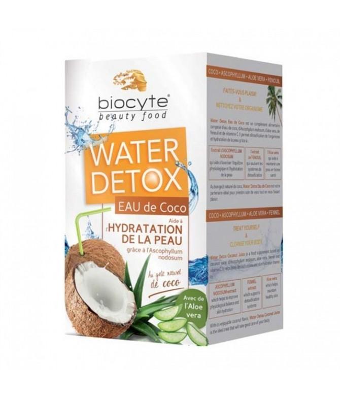 Biocyte Water Detox EAU de Coco