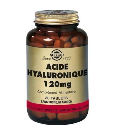 Solgar : Acide hyaluronique complexe
