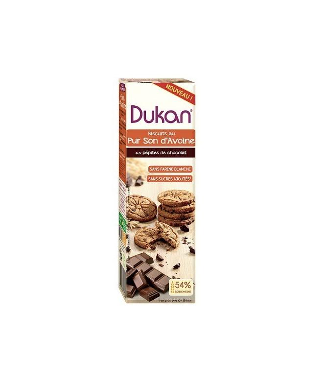 Biscuit rond au son d'avoine aux pepites chocolat 95G