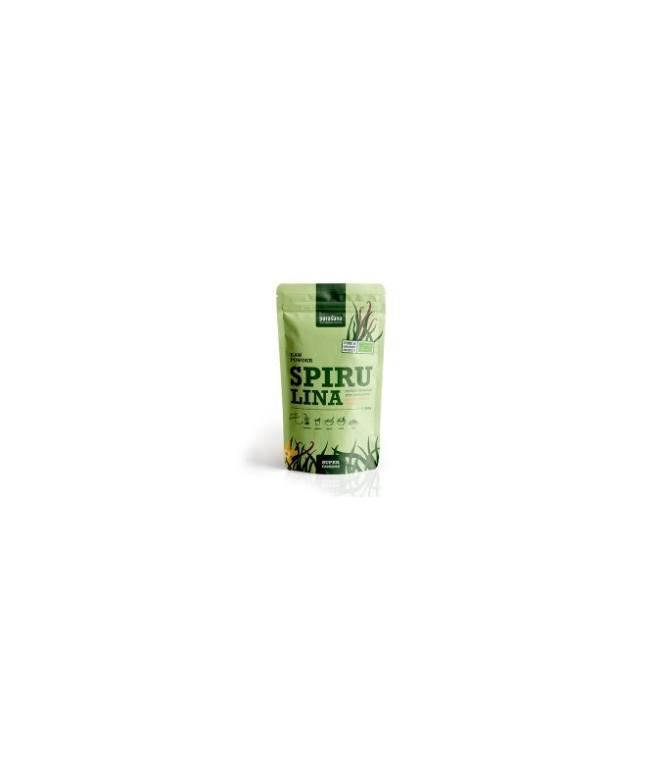 Purasana green spiruline vanille