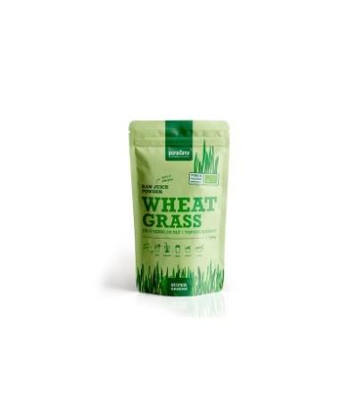purasana jus d'herbe de blé