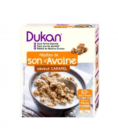 Pépites de son d'avoine caramel Dukan