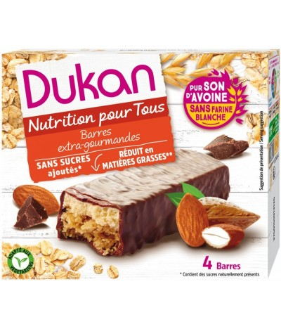 Barre de son d'avoine Extra-gourmande Dukan