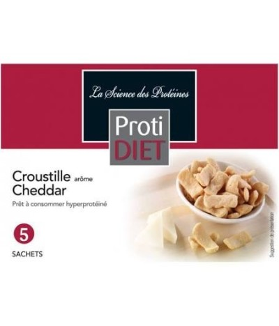 Protidiet Biscuit salé goût cheddar