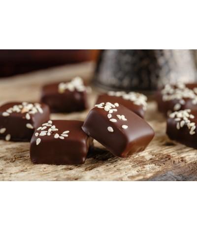 Recette bonbon au chocolat