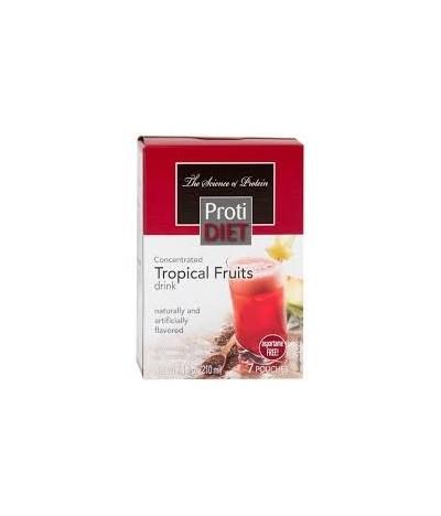 Protidiet fruits tropicaux