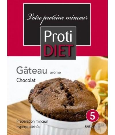 Potidiet Gâteau chocolat