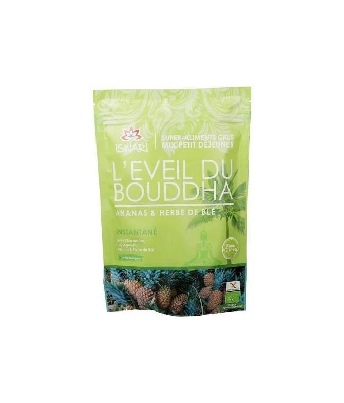 Eveil du bouddha Ananas et herbe de blé