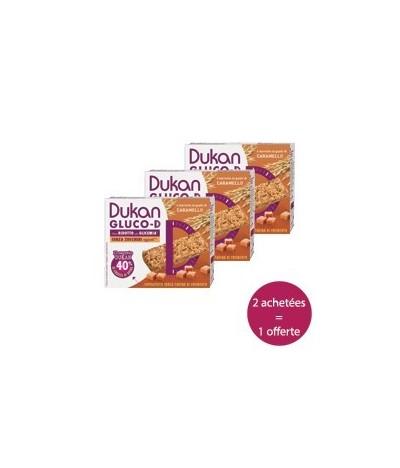 Promotion barre gluco-D caramel
