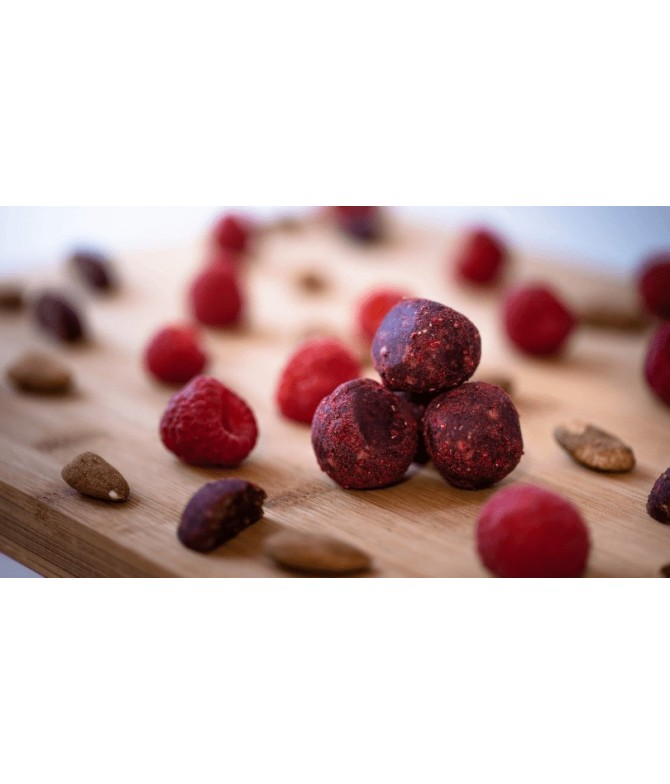 One ball food framboise chia