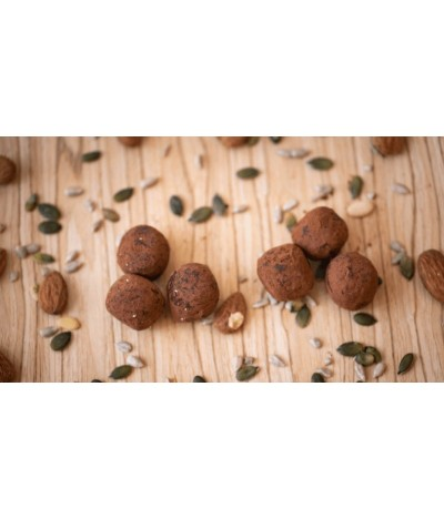 One ball food cacao datte