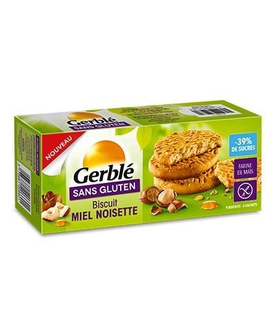 Biscuit noisette et miel Gerblé (sans gluten)