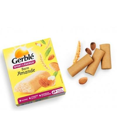 Barre amande (sport) Gerblé