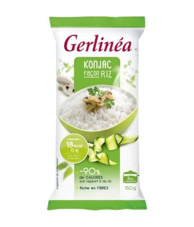 Riz de konjac Gerlinéa