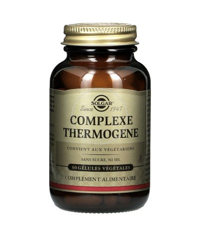 SOLGAR complexe thermogene