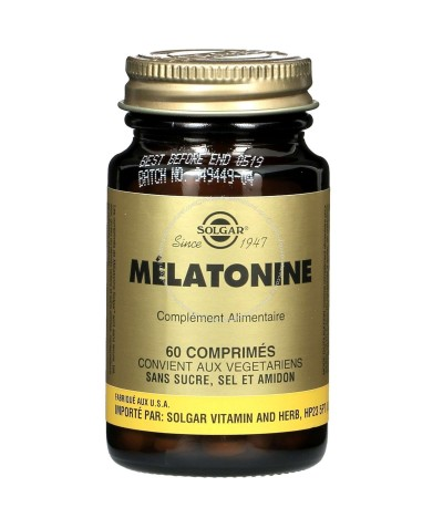 SOLGAR melatonine