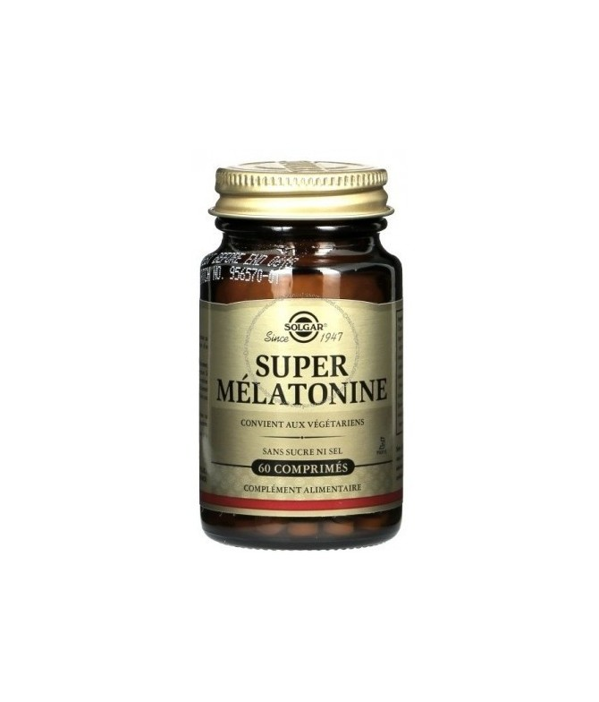 Solgar Super Mélatonine