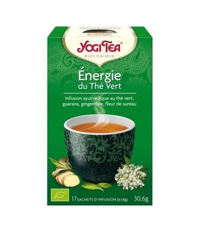 YOGI TEA ENERGIE