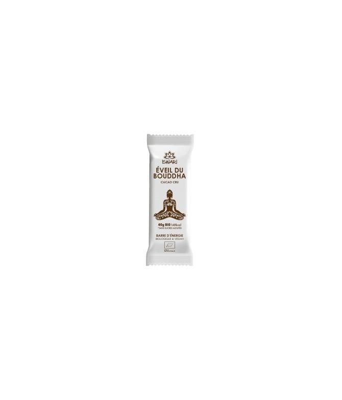 Barre énergétique Éveil du Bouddha Cacao cru