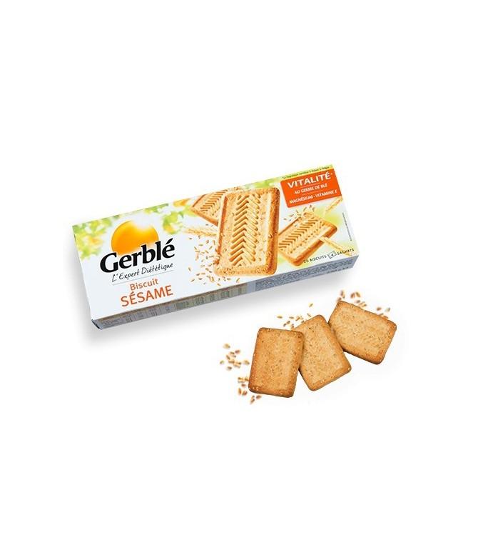 Biscuit sésame Gerblé