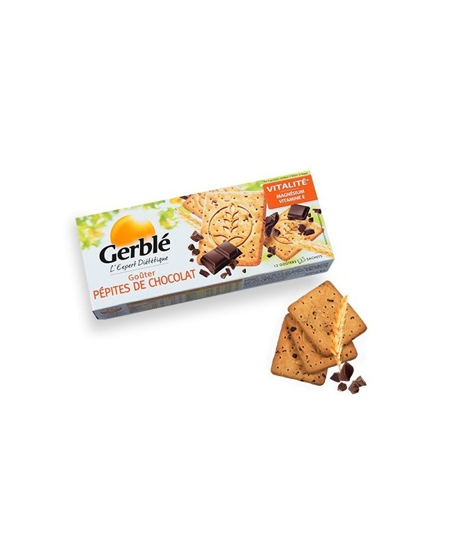 Goûter pépites de chocolat Gerblé