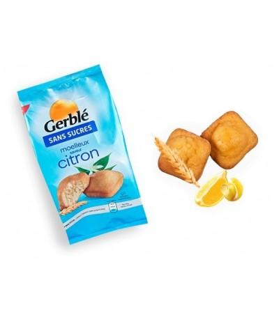 Moelleux saveur citron Gerblé