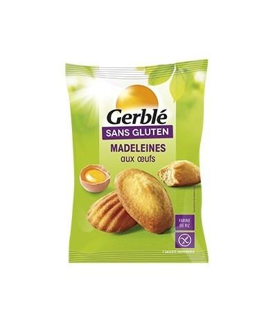 Madeleine sans gluten gerblé