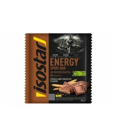 Energy sport chocolat Isostar