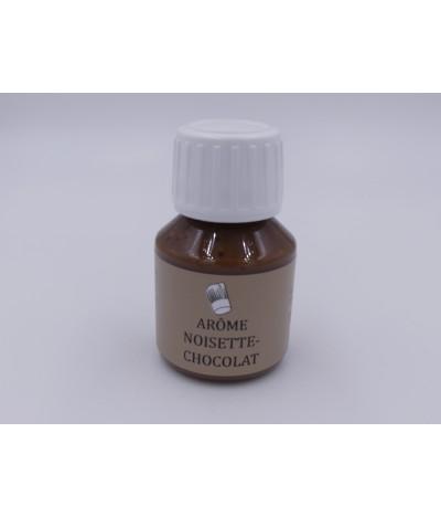 Arôme chocolat/ noisettes