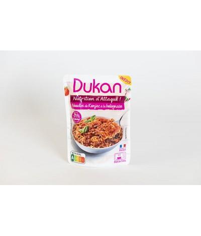 Noodle de konjac à la bolognaise Dukan