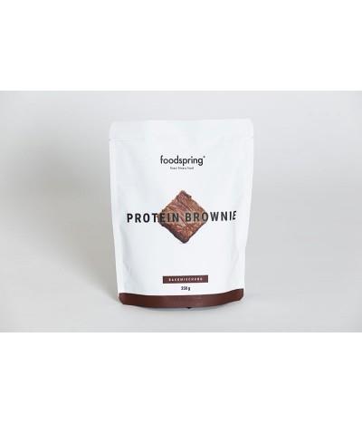 Foodspring préparation brownie chocolat