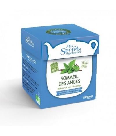 Mes secrets d'herboriste Sommeil des anges