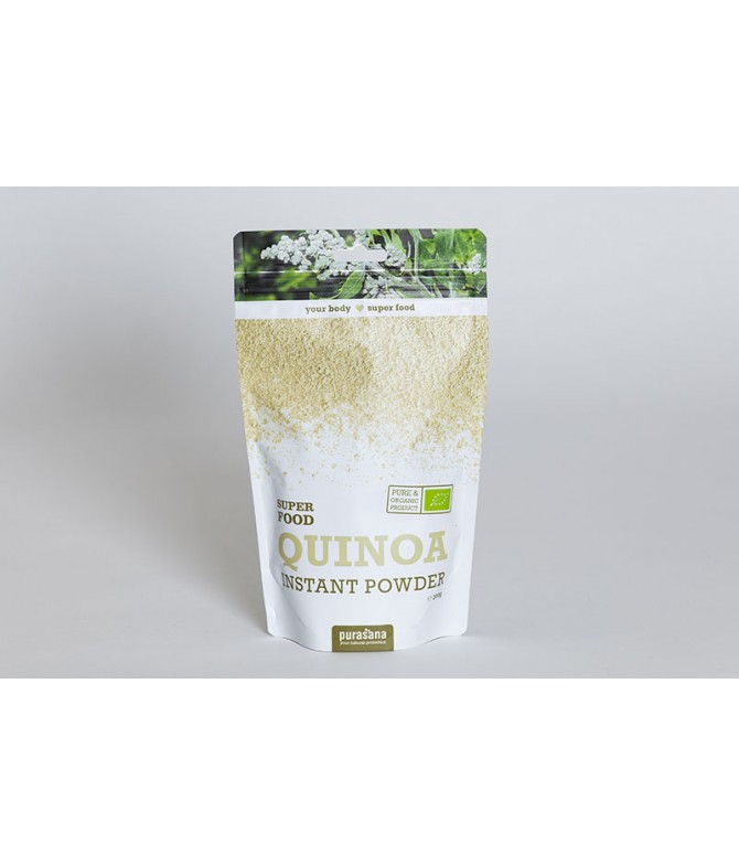 Purasana quinoa powder