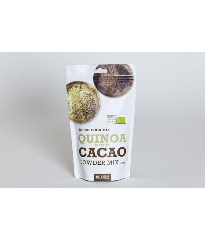 Purasana quinoa cacao