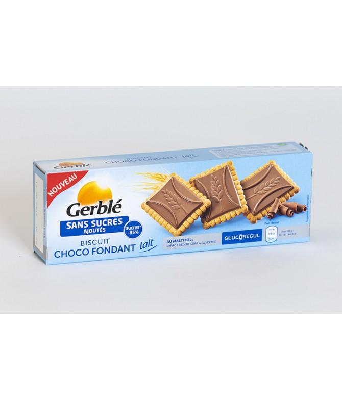 Biscuit Fondant chocolat au lait Gerblé