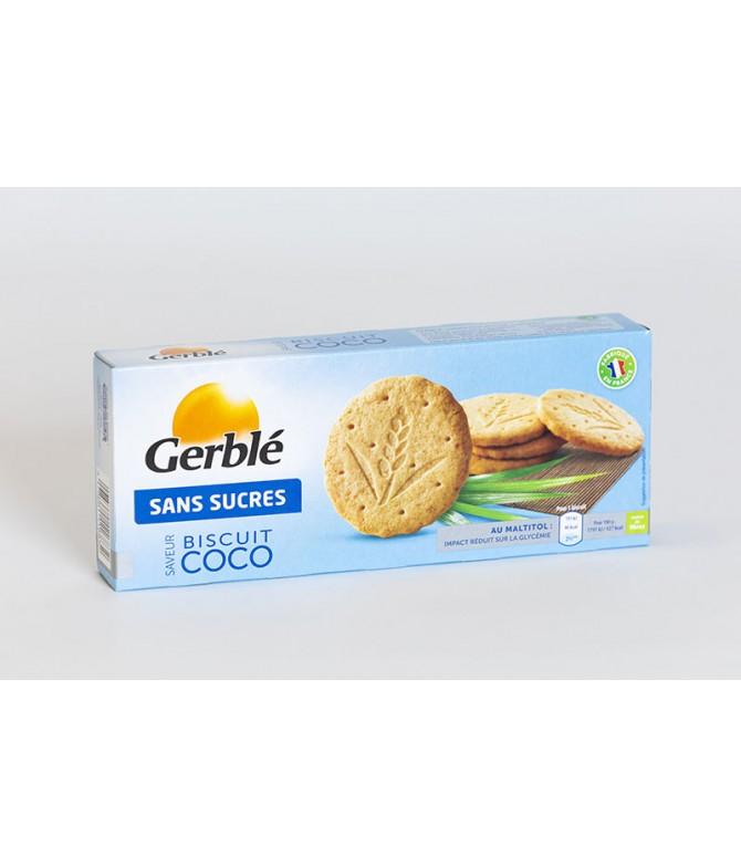 Biscuit sans sucres  Coco Gerblé