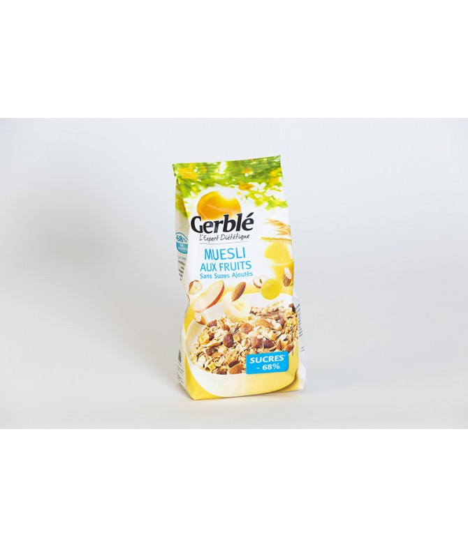 Muesli aux fruits Gerblé